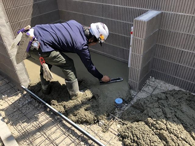 外構工事 施工現場 建設 土木 エクステリア 株式会社武井組